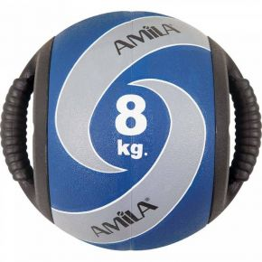 Amila Dual Handle Ball 8kg