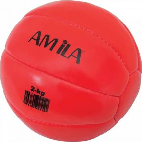 Amila Medicine Ball 4kg Red