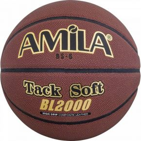 Amila Μπάλα Basket Tack Soft BL2000 BS-6