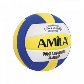 Amila Μπάλα Pro League X-Grip Volley Ball LV5-3
