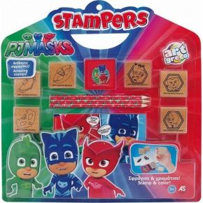 AS Company Pj Masks Stampers