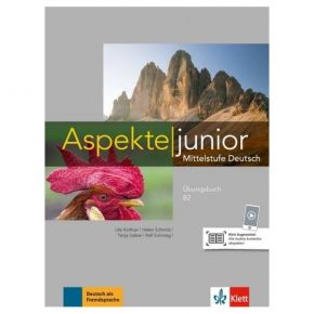 Aspekte Junior B2 - Arbeitsbuch (+CD +Glossar)