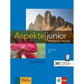 Aspekte Junior B2 - Kursbuch (+Audios Zum Download)