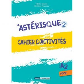 Asterisque 2 - Cahier