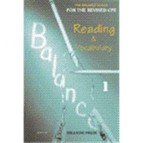 Balance 1 Reading & Vocabulary - Student's Book (Βιβλίο Μαθητή)