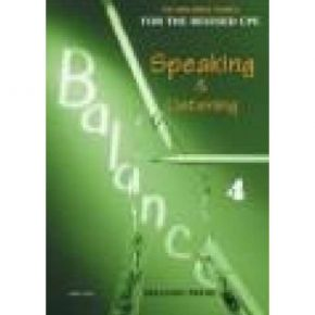Balance 4 Speaking & Listening - Student's Book (Βιβλίο Μαθητή)
