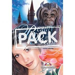 Beauty And The Beast - Reader (+ Activity Book & Audio CD)