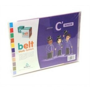 Belt Study System Pack C Senior