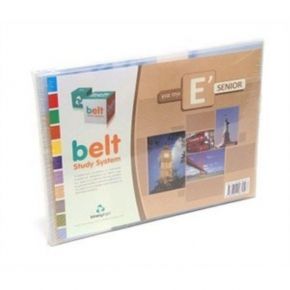 Belt Study System Pack E Senior
