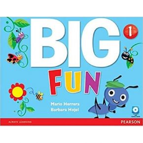 Big Fun 1 - Student's Book (+CD-Rom)