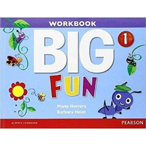 Big Fun 1 - Workbook (+CD-Rom)