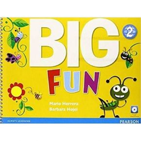 Big Fun 2 - Student's Book (+CD-Rom)