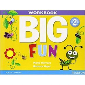 Big Fun 2 - Workbook (+CD-Rom)