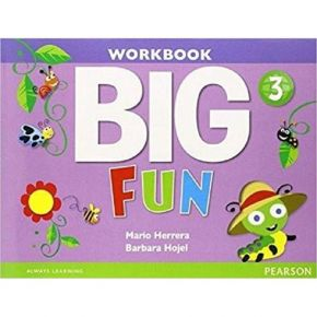 Big Fun 3 - Workbook (+CD-Rom)