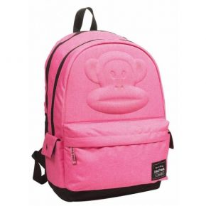 BMU Paul Frank Σακίδιο Πλάτης Eva Light Fuchsia