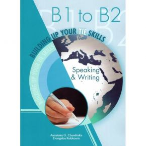 Build Up Your TIE Skills Speaking And Writing B1-B2