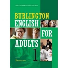Burlington English For Adults 1 - Student's Book (Βιβλίο Μαθητή)