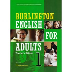 Burlington English For Adults 1 - Teacher's Book (Βιβλίο Καθηγητή)