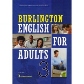 Burlington English For Adults 3 - Student's Book (Βιβλίο Μαθητή)
