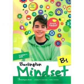Burlington Mindset B1 - CD Class