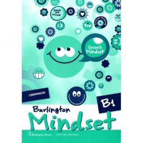 Burlington Mindset B1 - Companion