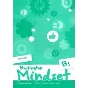 Burlington Mindset B1 - Test Book