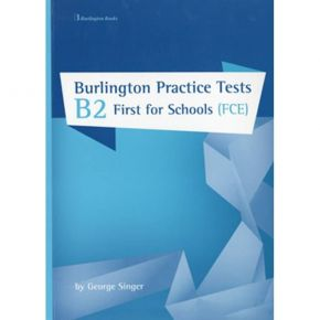Burlington Practice Tests B2 First for Schools FCE - Student's Book (Βιβλίο Μαθητή)