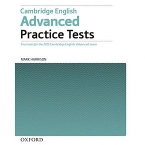 Cambridge English Advanced Practice Tests (Without Key)