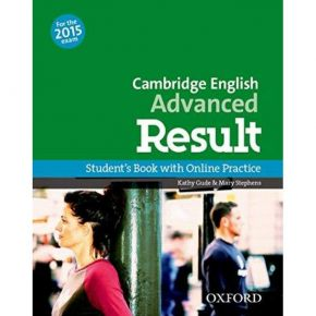 Cambridge English Advanced Result - Student's Book (Βιβλίο Μαθητή)