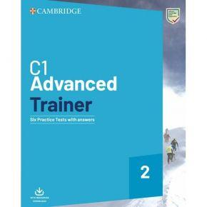 Cambridge English Advanced Trainer 2 - Student's Book With Answers (With Resources Download)