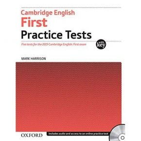 Cambridge English First Practice Tests (With Key+CD)