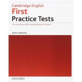 Cambridge English First Practice Tests (Without Key)