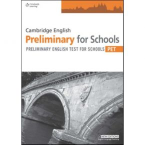 Cambridge English Preliminary For Schools PET Student's Book (Βιβλίο Μαθητή)