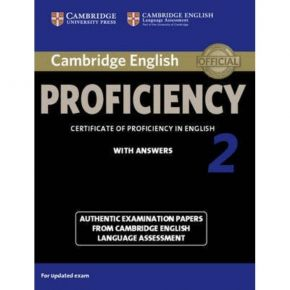 Cambridge English Proficiency 2 (With Answers)