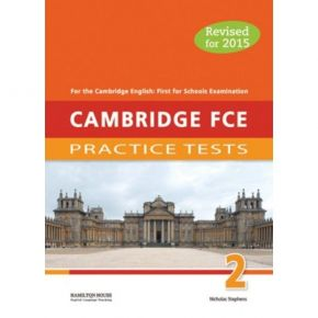 Cambridge FCE Practice Tests 2 - Student's Book