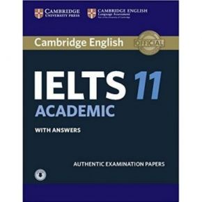 Cambridge IELTS 11 Selft Study Pack (With Answers+CDs)