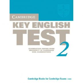 Cambridge Key English Test 2 - Student's Book