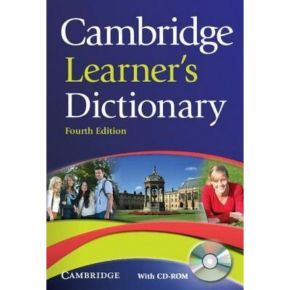 Cambridge Learner's Dictionary (+CD)