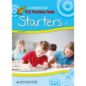 Cambridge YLE Starters Practice Tests Student's Book (Βιβλίο Μαθητή)