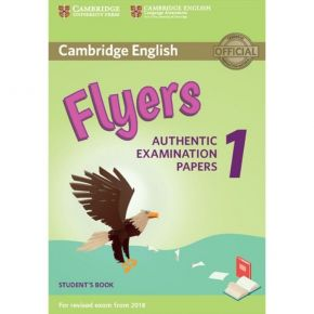 Cambridge Young Learners English Tests Flyers 1 - Student's Book