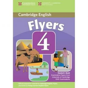 Cambridge Young Learners English Tests Flyers 4 - Student's Book