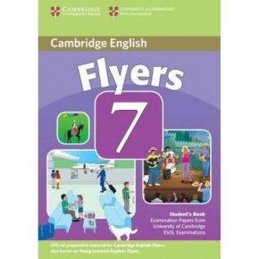 Cambridge Young Learners English Tests Flyers 7 - Student's Book
