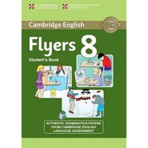 Cambridge Young Learners English Tests Flyers 8 - Student's Book