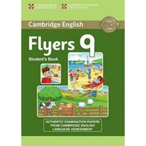 Cambridge Young Learners English Tests Flyers 9 - Student's Book
