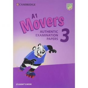 Cambridge Young Learners English Tests Movers 3 - Student's Book (For Revised Exam From 2018)