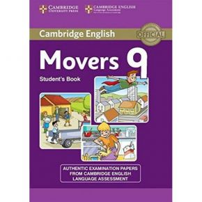 Cambridge Young Learners English Tests Movers 9 - Student's Book