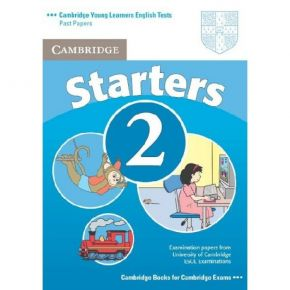 Cambridge Young Learners English Tests Starters 2 - Student's Book