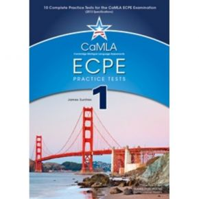 CaMLA Michigan ECPE Practice Tests 1 - Student's Book