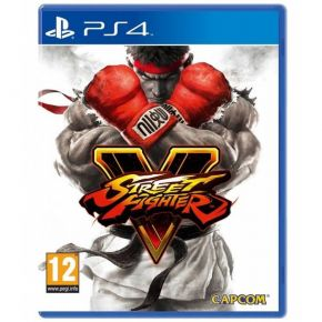 Capcom Street Fighter V (EU) PS4
