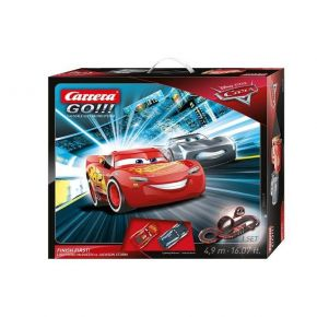 Carrera GO!!! 20062418 Disney Cars 3 - Finish First! 1:43
